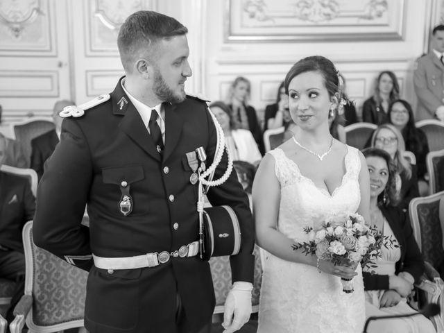 Le mariage de Alexandre et Elsa à Versailles, Yvelines 75
