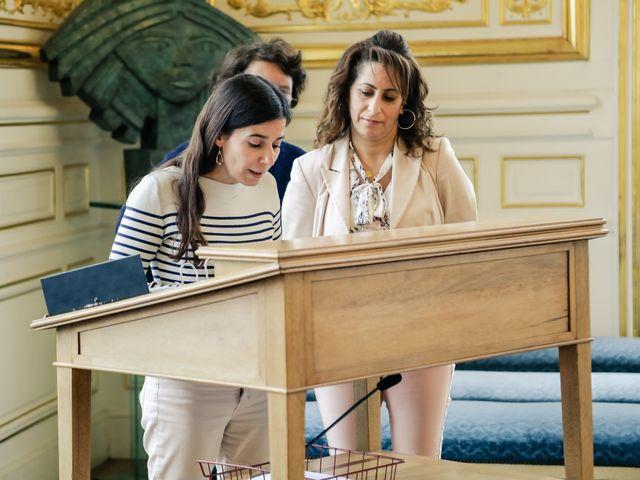 Le mariage de Alexandre et Elsa à Versailles, Yvelines 77