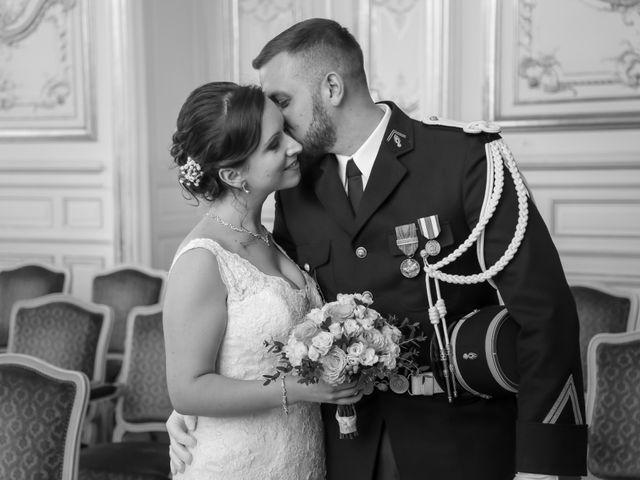 Le mariage de Alexandre et Elsa à Versailles, Yvelines 82