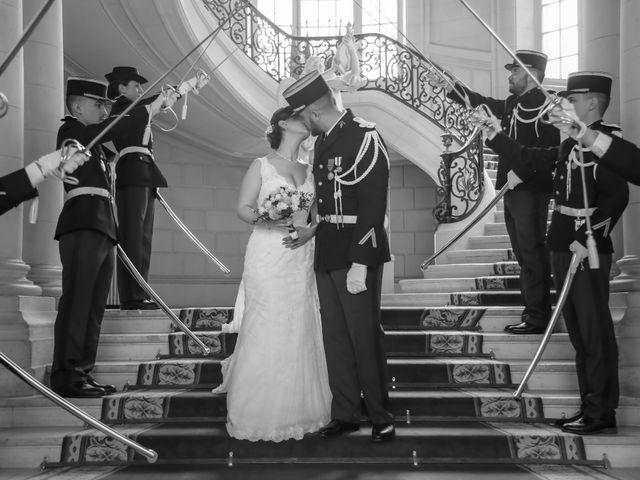 Le mariage de Alexandre et Elsa à Versailles, Yvelines 90