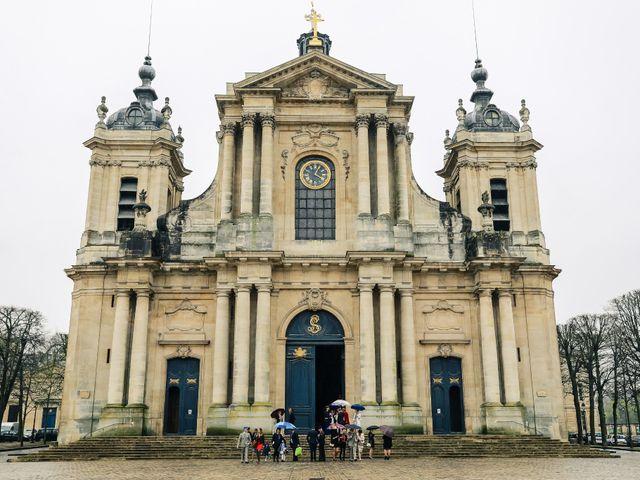Le mariage de Alexandre et Elsa à Versailles, Yvelines 92