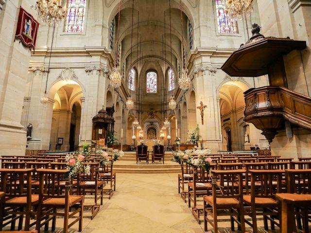 Le mariage de Alexandre et Elsa à Versailles, Yvelines 95