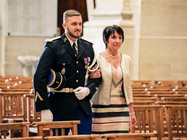 Le mariage de Alexandre et Elsa à Versailles, Yvelines 103