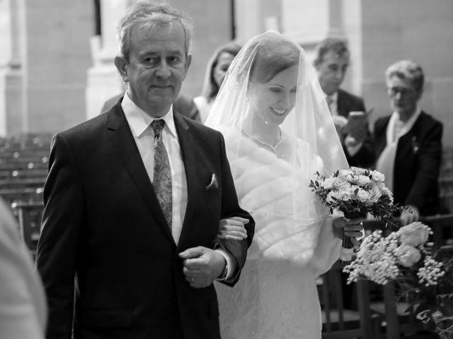 Le mariage de Alexandre et Elsa à Versailles, Yvelines 107