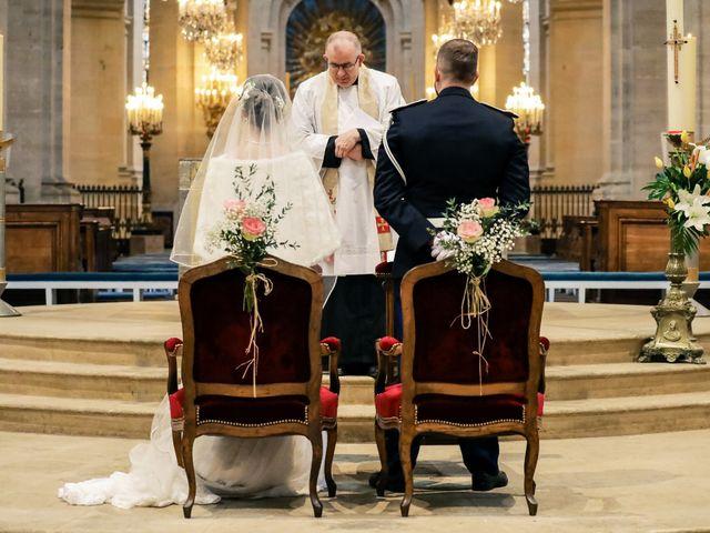 Le mariage de Alexandre et Elsa à Versailles, Yvelines 108