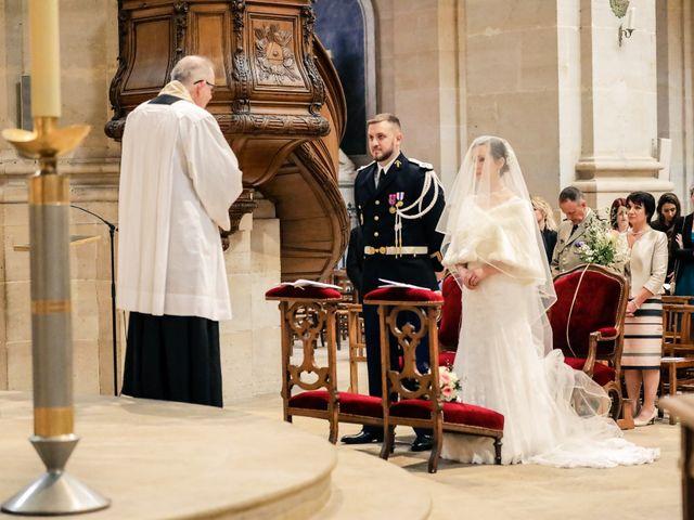 Le mariage de Alexandre et Elsa à Versailles, Yvelines 110