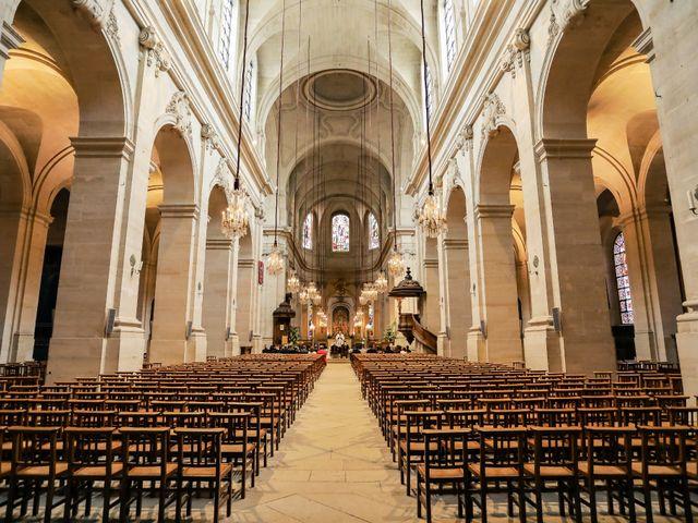 Le mariage de Alexandre et Elsa à Versailles, Yvelines 111