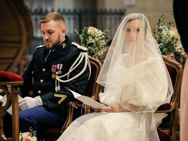 Le mariage de Alexandre et Elsa à Versailles, Yvelines 114