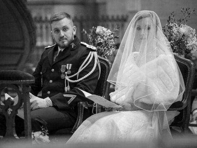 Le mariage de Alexandre et Elsa à Versailles, Yvelines 115