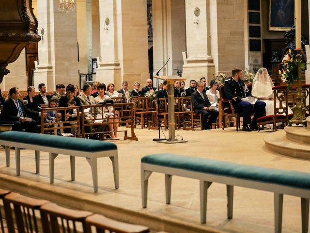 Le mariage de Alexandre et Elsa à Versailles, Yvelines 118