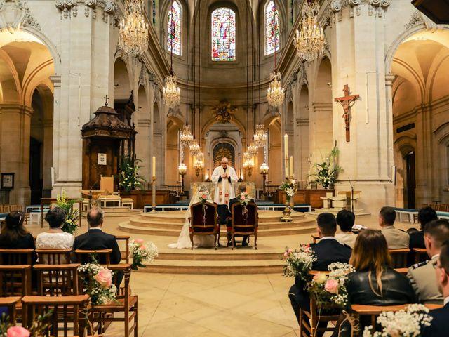 Le mariage de Alexandre et Elsa à Versailles, Yvelines 122