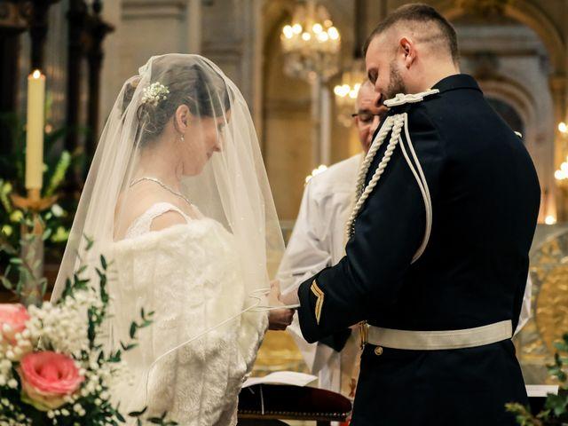 Le mariage de Alexandre et Elsa à Versailles, Yvelines 126