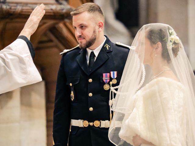 Le mariage de Alexandre et Elsa à Versailles, Yvelines 128