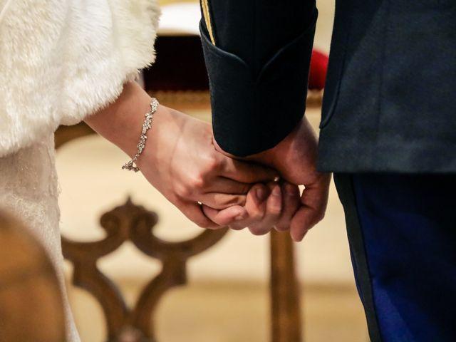Le mariage de Alexandre et Elsa à Versailles, Yvelines 129
