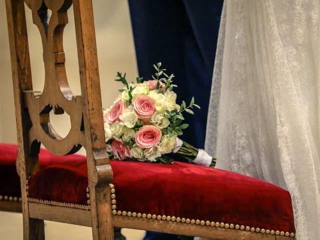 Le mariage de Alexandre et Elsa à Versailles, Yvelines 131
