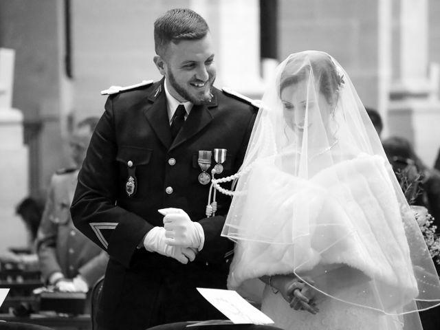 Le mariage de Alexandre et Elsa à Versailles, Yvelines 133