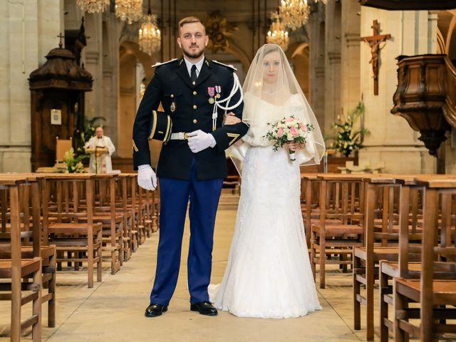Le mariage de Alexandre et Elsa à Versailles, Yvelines 135
