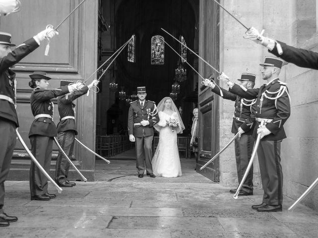 Le mariage de Alexandre et Elsa à Versailles, Yvelines 136