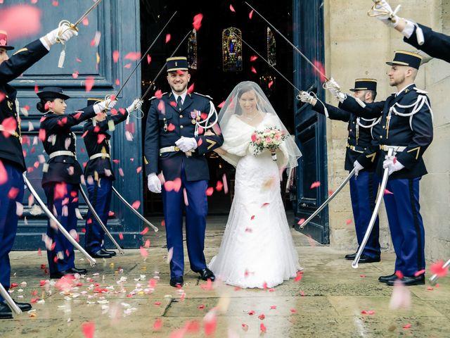 Le mariage de Alexandre et Elsa à Versailles, Yvelines 137