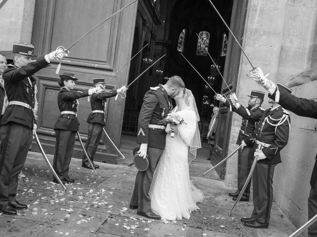 Le mariage de Alexandre et Elsa à Versailles, Yvelines 138