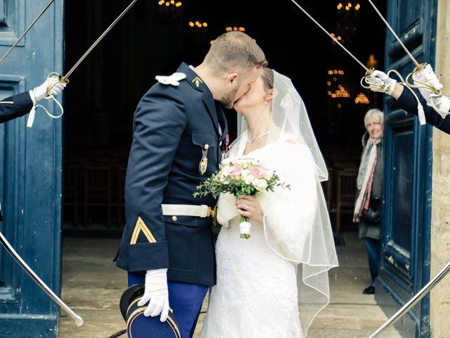 Le mariage de Alexandre et Elsa à Versailles, Yvelines 139