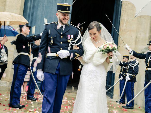 Le mariage de Alexandre et Elsa à Versailles, Yvelines 140