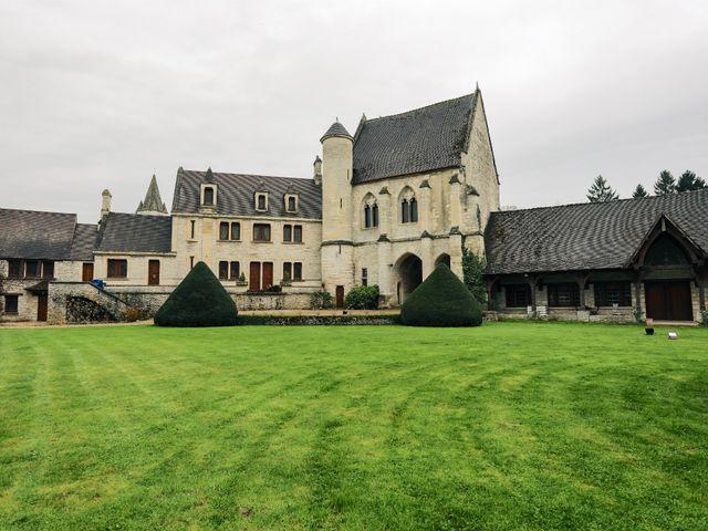 Le mariage de Alexandre et Elsa à Versailles, Yvelines 141