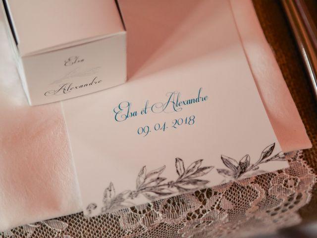 Le mariage de Alexandre et Elsa à Versailles, Yvelines 151