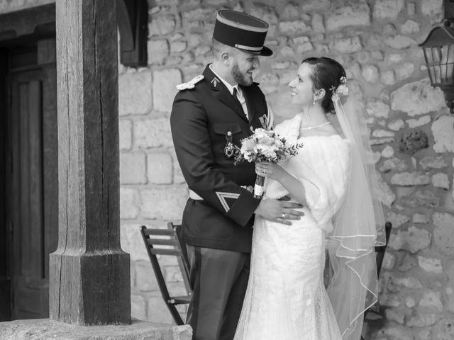 Le mariage de Alexandre et Elsa à Versailles, Yvelines 157