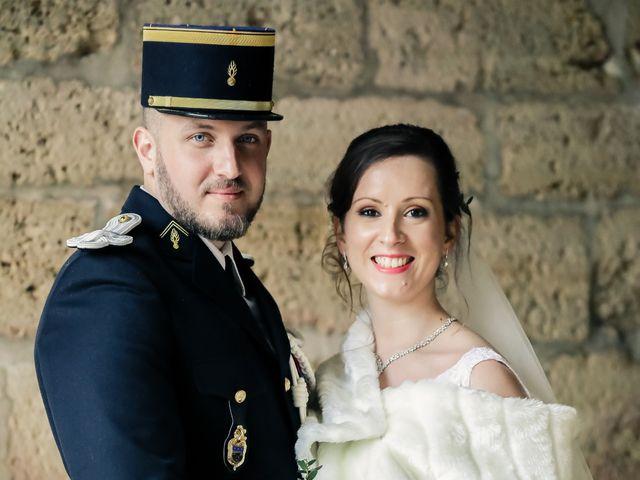 Le mariage de Alexandre et Elsa à Versailles, Yvelines 158