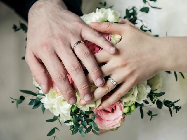 Le mariage de Alexandre et Elsa à Versailles, Yvelines 159