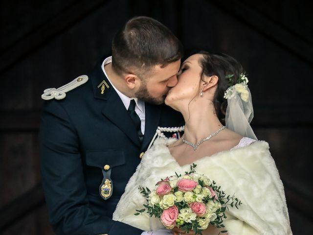 Le mariage de Alexandre et Elsa à Versailles, Yvelines 161