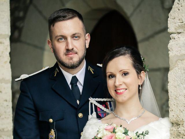 Le mariage de Alexandre et Elsa à Versailles, Yvelines 163