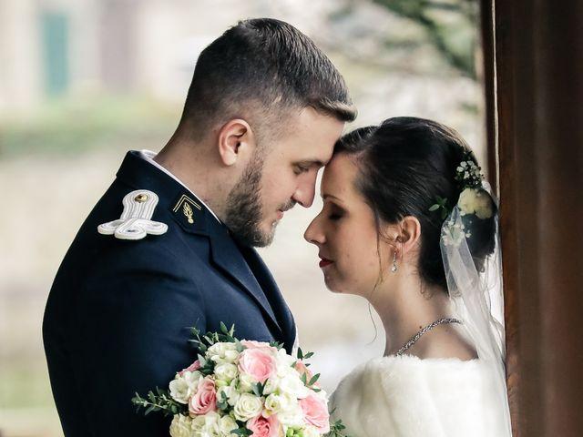 Le mariage de Alexandre et Elsa à Versailles, Yvelines 167
