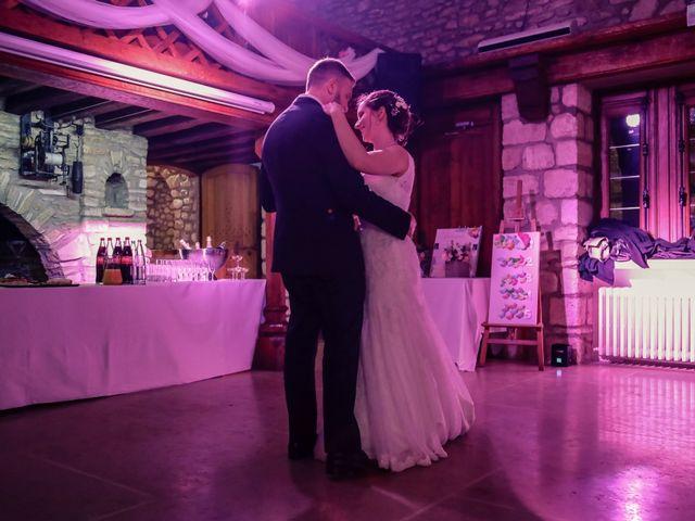 Le mariage de Alexandre et Elsa à Versailles, Yvelines 188