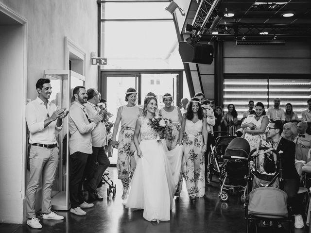 Le mariage de Loic et Claire à Saint-Zacharie, Var 19