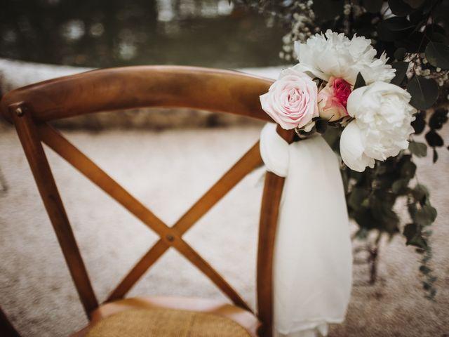Le mariage de Loic et Claire à Saint-Zacharie, Var 25