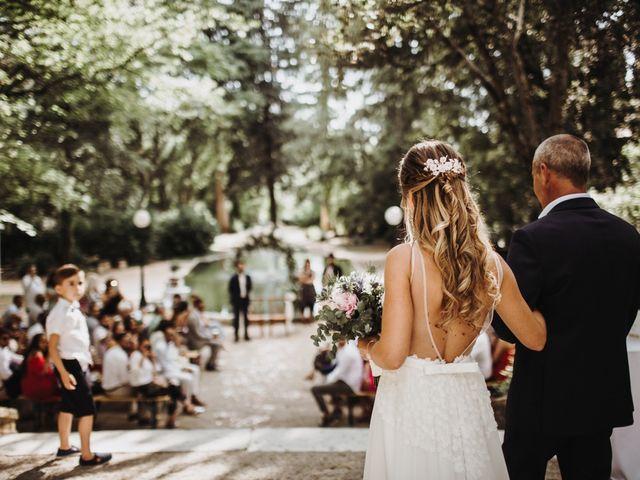 Le mariage de Loic et Claire à Saint-Zacharie, Var 27