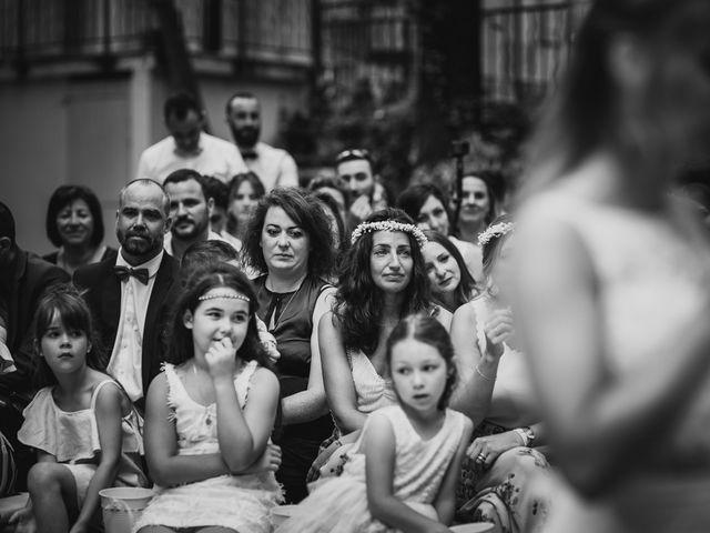 Le mariage de Loic et Claire à Saint-Zacharie, Var 30