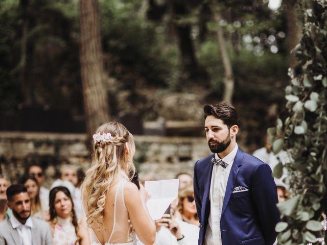 Le mariage de Loic et Claire à Saint-Zacharie, Var 31