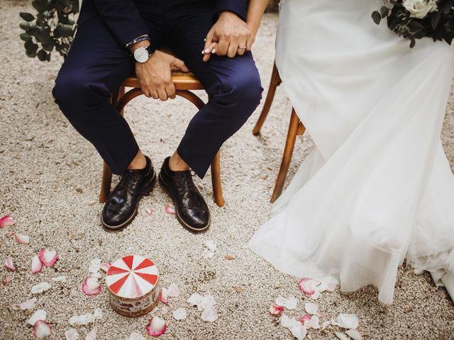 Le mariage de Loic et Claire à Saint-Zacharie, Var 32