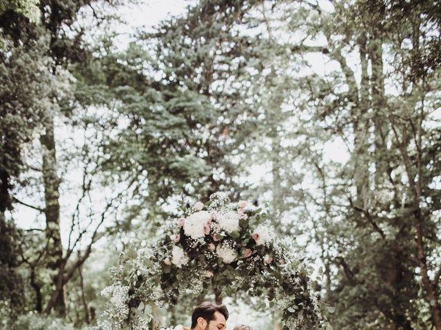 Le mariage de Loic et Claire à Saint-Zacharie, Var 33