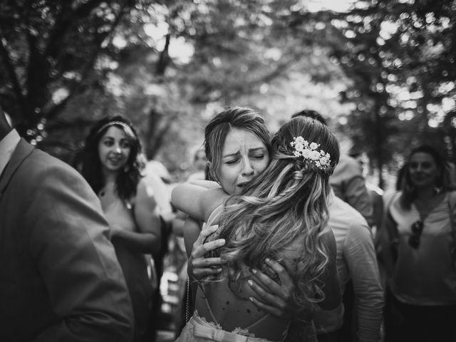 Le mariage de Loic et Claire à Saint-Zacharie, Var 37