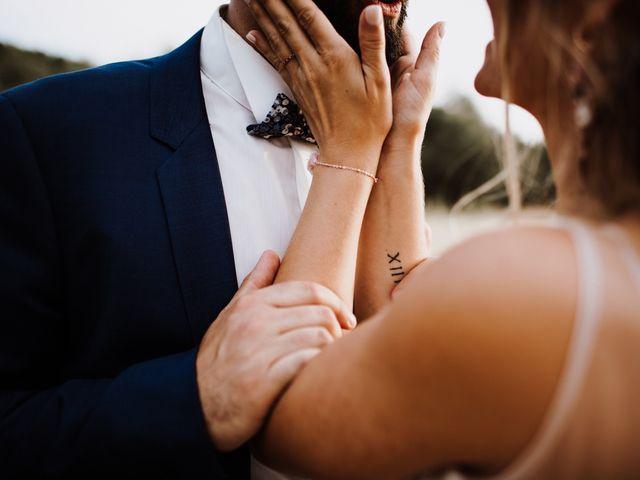 Le mariage de Loic et Claire à Saint-Zacharie, Var 48