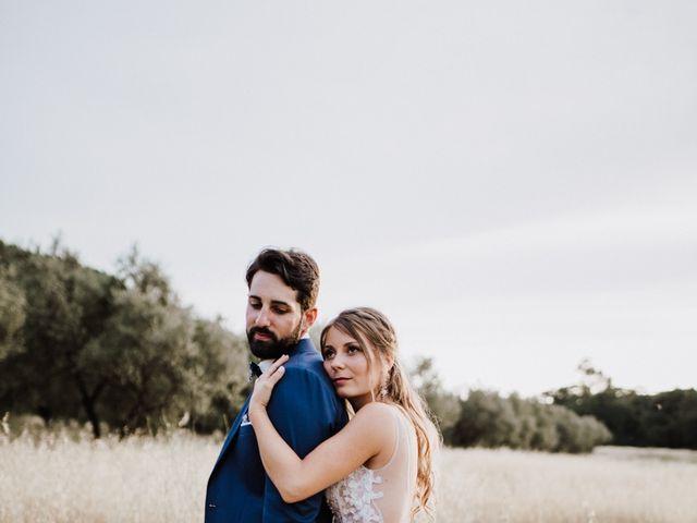 Le mariage de Loic et Claire à Saint-Zacharie, Var 49