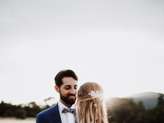 Le mariage de Loic et Claire à Saint-Zacharie, Var 52