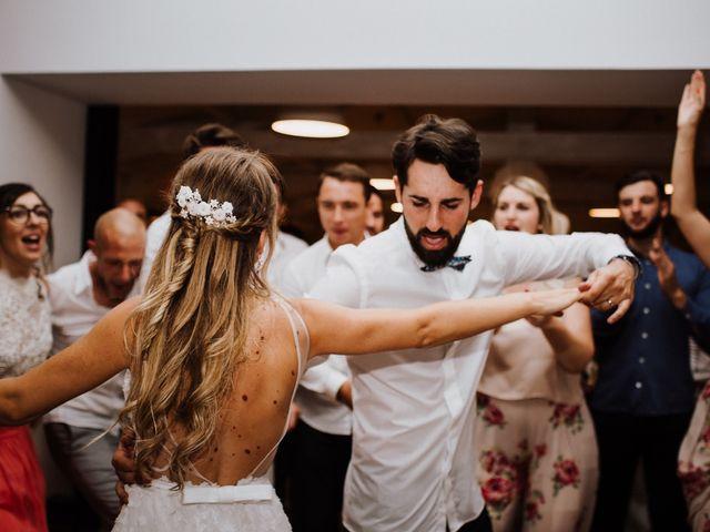 Le mariage de Loic et Claire à Saint-Zacharie, Var 61