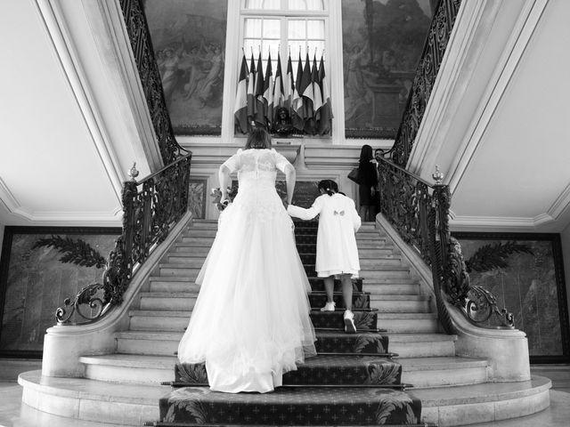 Le mariage de Jean-Baptiste et Claire à Paris, Paris 16