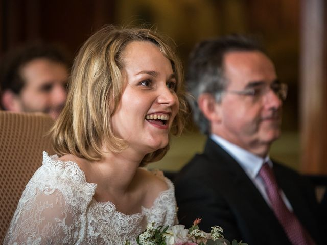 Le mariage de Jean-Baptiste et Claire à Paris, Paris 17