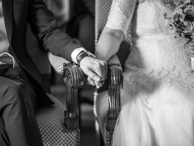 Le mariage de Jean-Baptiste et Claire à Paris, Paris 20